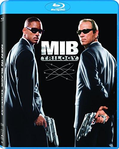 Set Blu-ray – Men in Black 1997 / Men in Black 3 / Men in Black II