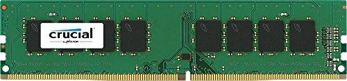 CT8G4DFD824A – Crucial 8GB Single DDR4 2400 MT/s PC4-19200 DR x8 Unbuffered DIMM 288-Pin Memory