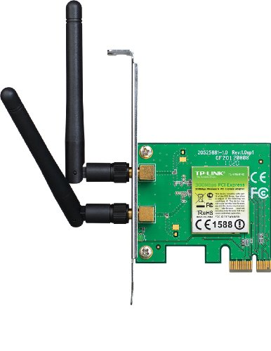 TP-Link N300 Wireless PCI-Express Adapter TL-WN881ND