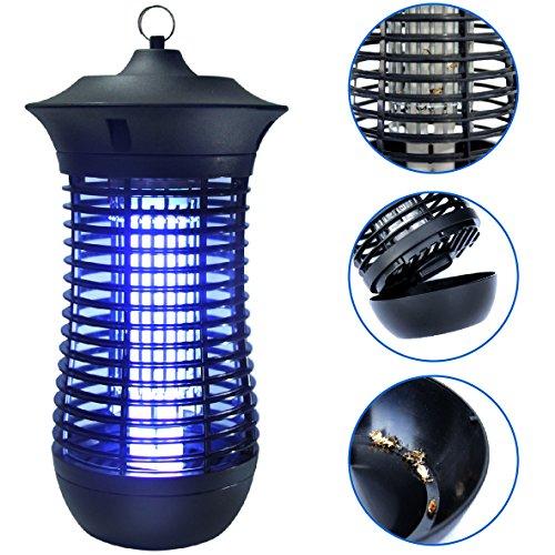 Bonlux LED Bug Zapper Light Bulb Medium Screw E26 Base