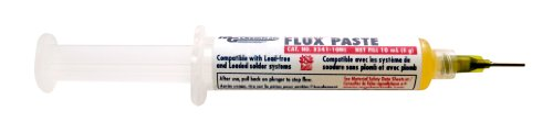 MG Chemicals No Clean Flux Paste, 10 ml Syringe