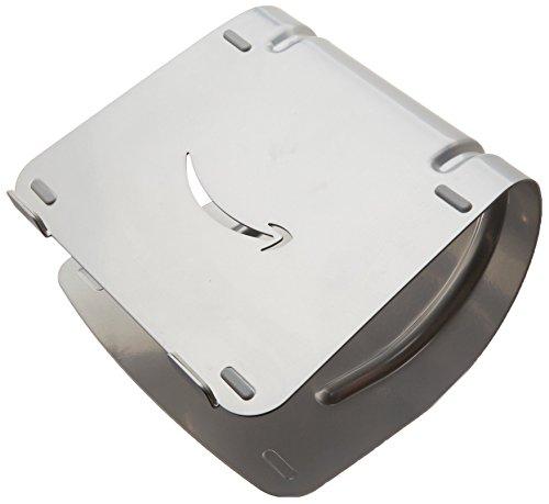 Silver – AmazonBasics Laptop Stand