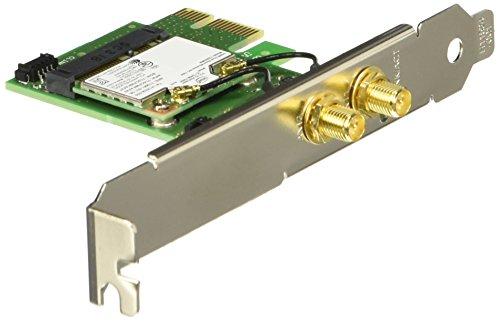 Intel Dual Band Wireless-AC 7260 for Desktop Network Adapter 7260HMWDTX1.R