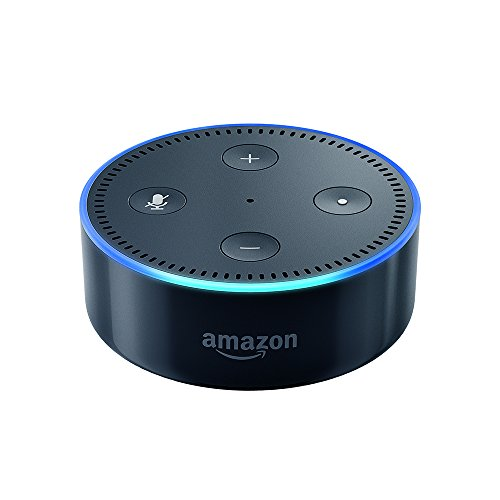 Black – Echo Dot 2nd Generation