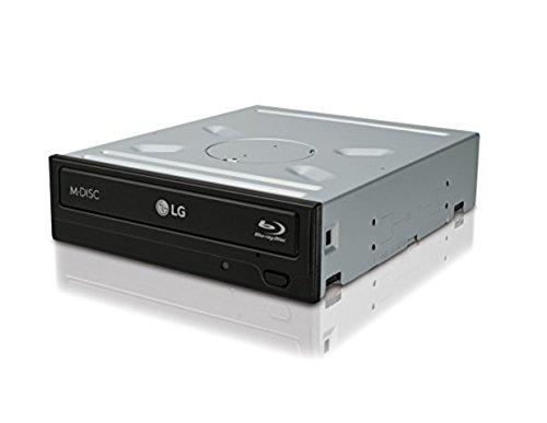 LG Electronics 14x SATA Blu-ray Internal Rewriter without Software, Black WH14NS40