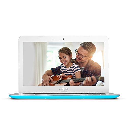 ASUS Chromebook C300SA 13.3 Inch Intel Celeron, 4GB, 16GB eMMC, Light Blue