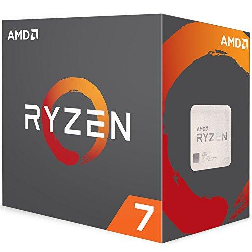 AMD Ryzen 7 1800X Processor YD180XBCAEWOF