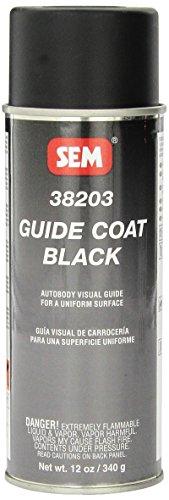 SEM 38203 Black Guide Coat – 12 oz.