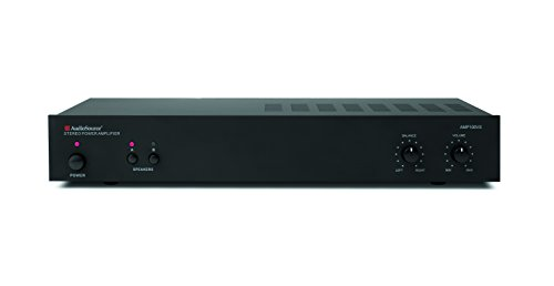Audio Source AMP100VS 2 Channel Amplifier Black