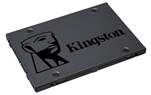Kingston Digital, Inc. 120GB A400 SATA 3 2.5 Solid State Drive SA400S37/120G 2.5″ SA400S37/120G