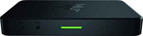 Razer Ripsaw USB 3.0 Game Stream and Capture Card for PC, PlayStation 4 or 3, Xbox One or 360, or Wii U, Uncompressed HD 1080p 60fps