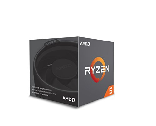 AMD Ryzen 5 1500X Processor with Wraith Spire Cooler YD150XBBAEBOX