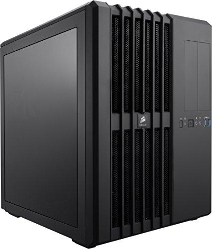 Black – Corsair Carbide Series Air 540 High Airflow ATX Cube Case