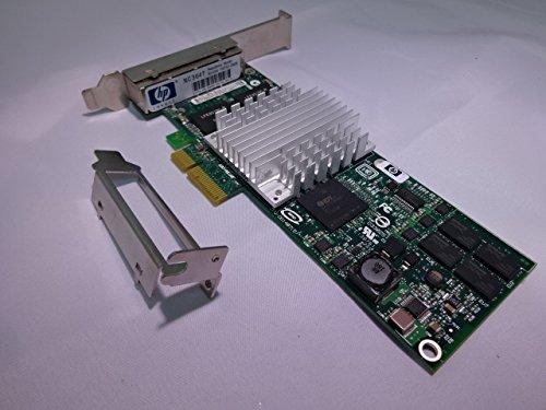 HP NC364T PCIe 4Pt Gigabit Server Adptr