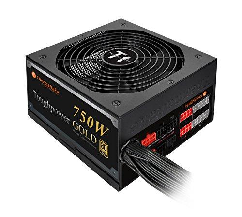 Thermaltake TOUGHPOWER 750W 80 PLUS GOLD Semi Modular Power Supply PS-TPD-0750MPCGUS-1