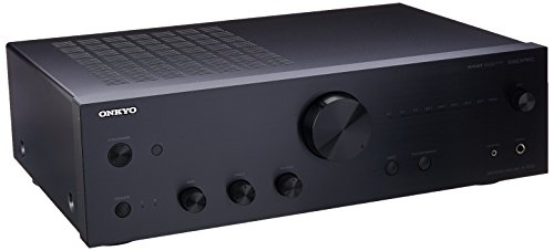 Onkyo A-9050 Integrated Stereo Amplifier Black