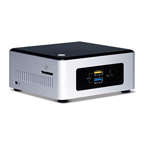 Intel NUC NUC5CPYH, 4K Support via HDMI, Intel HD Graphics, SATA3 for 2.5-Inch HDD/SSD BOXNUC5CPYH