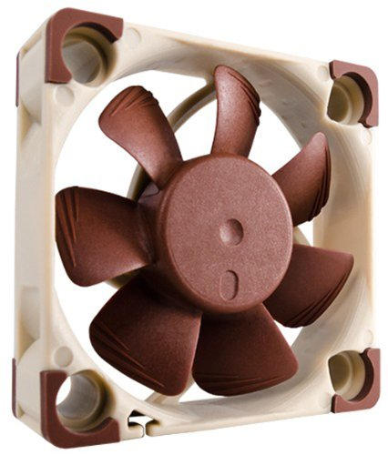 Noctua A-Series Cooling Fan Blades with AAO Frame, SSO2 Bearing NF-A4x10 FLX