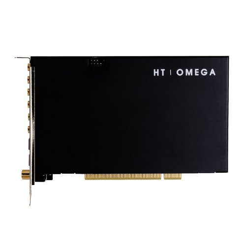 HT OMEGA CLARO II 7.1 Channel PCI Sound Card
