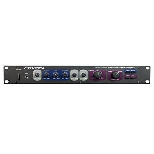 Pyramid PR2500/SEA2500X Professional Home Studio Pre-Amplifier