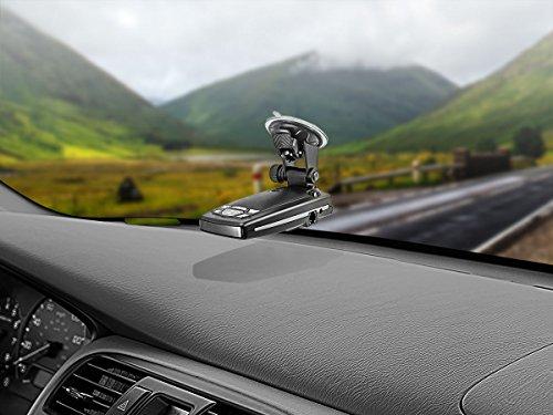 Car Windshield Suction Cup Mount for Escort and Beltronics Radar Detectors