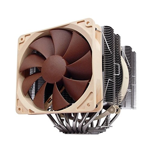 Noctua NH-D14 6 Heatpipe Dual Radiator with 140mm/120mm Dual SSO Bearing Fans CPU Cooler