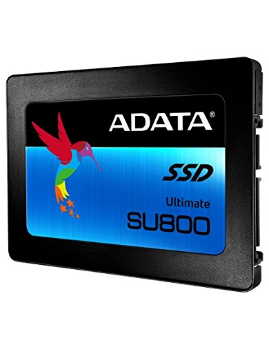 ADATA SU800 512GB 3D-NAND 2.5 Inch SATA III High Speed Read & Write up to 560MB/s & 520MB/s Solid State Drive ASU800SS-512GT-C