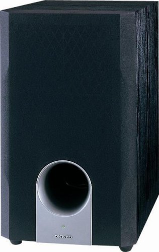 Onkyo SKW204 Bass Reflex Powered Subwoofer Black – ElectronicMixly