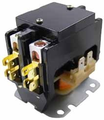 Packard C230B 2 Pole 30 Amp Contactor, 120 Voltage Coil