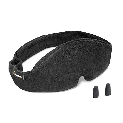 Cabeau Midnight Magic Adjustable Travel Sleep Mask
