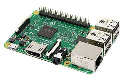 Raspberry PI 3 Model B A1.2GHz 64-bit quad-core ARMv8 CPU, 1GB RAM