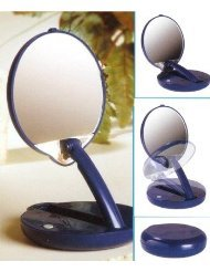 Body Care / Beauty Care Magnifying Lighted and Adjustable Compact Mirror 15x Magnifying Bodycare / BeautyCare