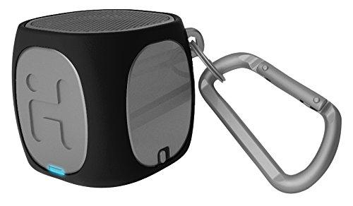 iHome IBT55BGXC Bluetooth Rechargeable Mini Speaker System Black