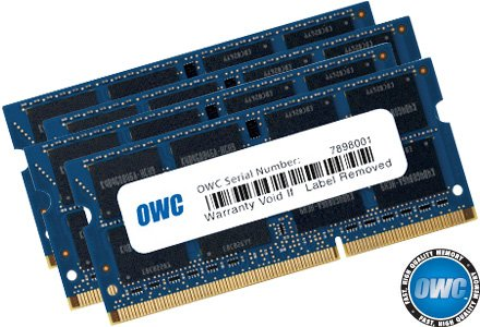 OWC 64GB 4 x 16GB 2400MHZ DDR4 SO-DIMM PC4-19200 Memory Upgrade For 2017 iMac 27 inch with Retina 5K display