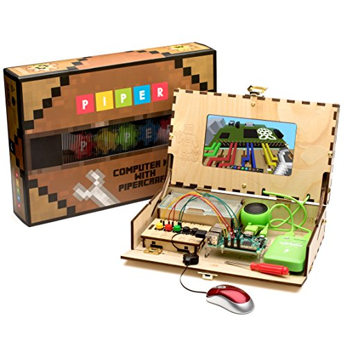Piper Computer Kit | Educational Computer that Teaches STEM and Coding