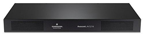 Avocent 16-Port KVM Over IP Switch with CAC AV3216