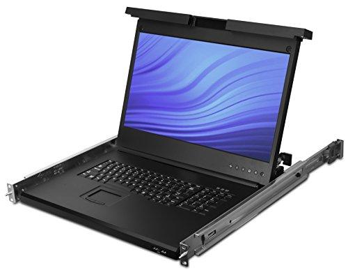 Avocent Rack Console 19″ LCD Widescreen, 1U Rackmount, Dual USB 2.0 LRA185KMM-001
