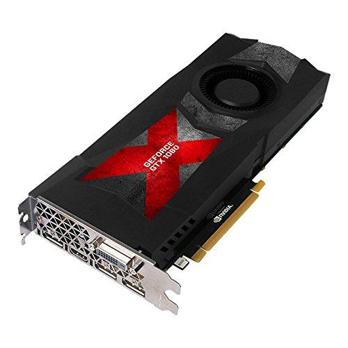 PNY GeForce GTX 1080 8GB Graphic Card VCGGTX10808PB