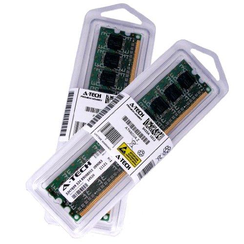 8GB Kit 4GBx2 DDR3 PC3-10600 DESKTOP Memory Modules 240-pin DIMM, 1333MHz Genuine A-Tech Brand