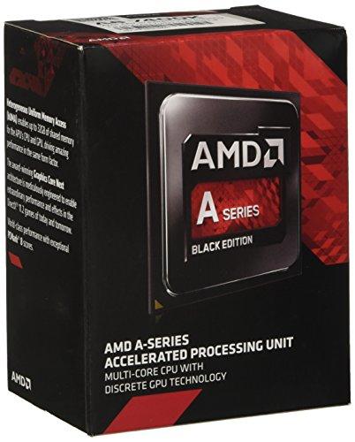 AMD AMD A6-7400K Dual-Core 3.5 GHz Socket FM2+ Desktop Processor Radeon R5 Series AD740KYBJABOX