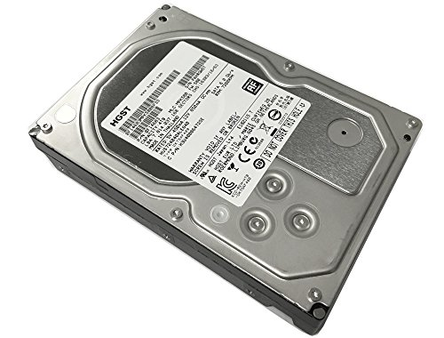 HGST Ultrastar 3.5-Inch 4TB 7200RPM SATA III 6Gbps 64MB Cache Enterprise Hard Drive with 24×7 Duty Cycle 0F14683