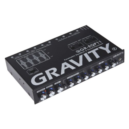 GRAVITY Professional Digital Bass Machine GR-EQP11