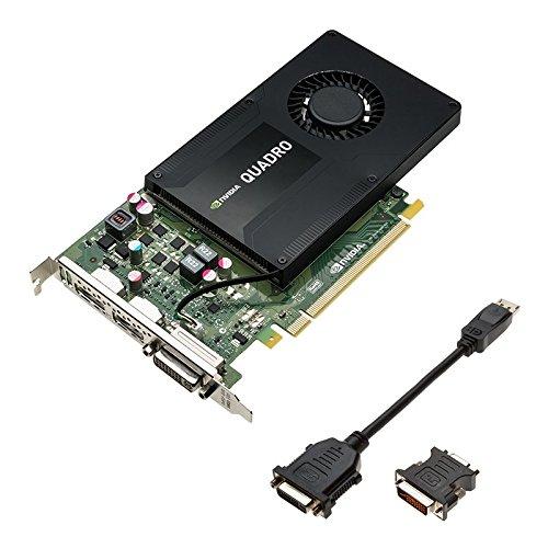 PNY NVIDIA Quadro K2200 Graphics Cards VCQK2200-PB