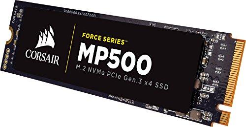 Corsair Force MP500 Series M.2 SSD 480GB Internal Drive CSSD-F480GBMP500