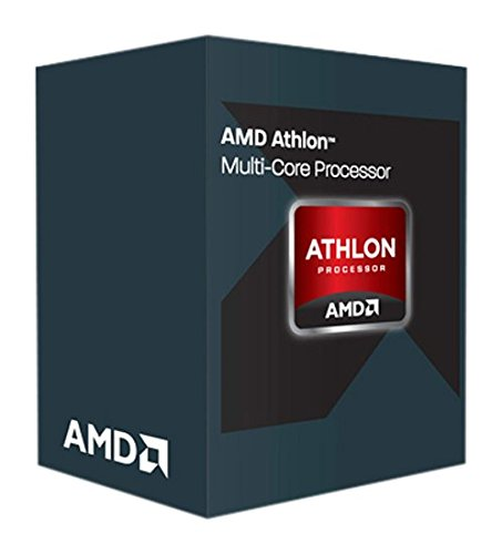 AMD Athlon X4 845 FM2+ Processor and Near-Silent 95W AMD Thermal Solution AD845XACKASBX