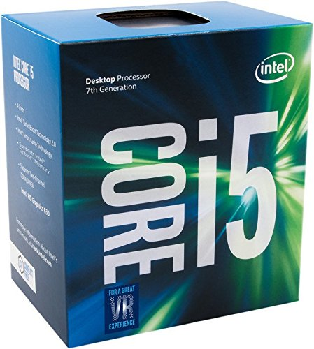 Intel BX80677I57400T 7th Generation Intel Core i5-7400T Processor
