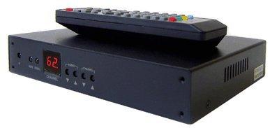 RF Coax To HDMI DVI Demodulator Analog TV Tuner For NTSC System