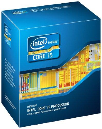 BX80623I52500 – Intel Core i5-2500 Quad-Core Processor 3.3 GHz 6 MB Cache LGA 1155