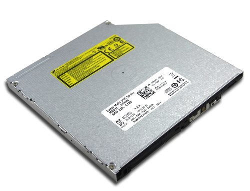 New Dell Inspiron 15-3537 3521 3721 Super Multi 8X DL DVD RW RAM Burner Dual Layer Recorder 9.5mm SATA Tray-Loading Slim Internal Optical Drive Replacement