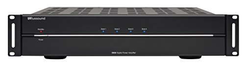 Russound D850 4 Zone 8-Channel 50W Multiroom Amplifier